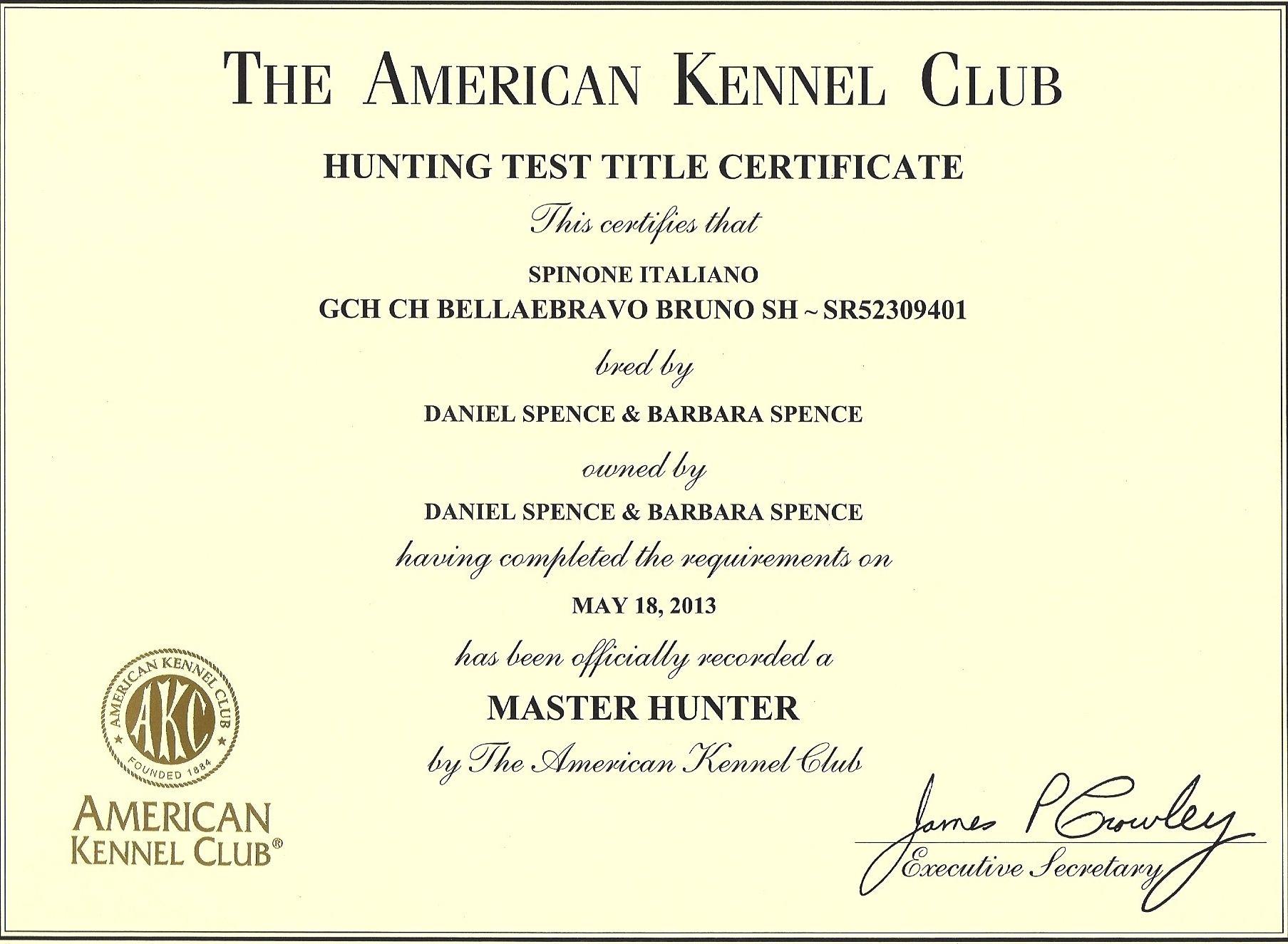 Bruno_AKC_MH_Certificate